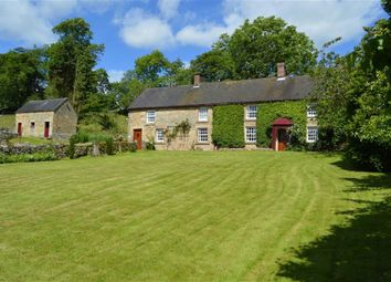 Thumbnail 5 bed country house for sale in Hulme End, Buxton