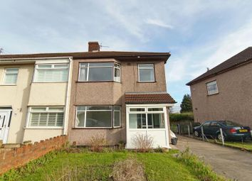 Thumbnail 4 bed semi-detached house to rent in St Andrews Road, Avonmouth, Bristol