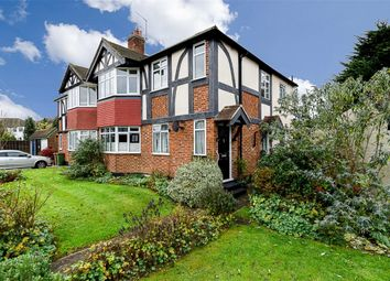 Thumbnail 2 bed maisonette for sale in The Spinney, London Road, Sutton, Surrey