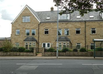 Thumbnail 2 bed flat for sale in Keighley Road, Colne, Lancashire