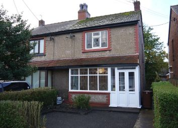 Thumbnail 2 bed semi-detached house to rent in Station Road, New Longton, Preston