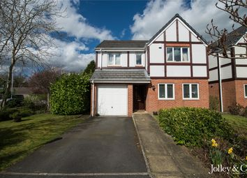 Thumbnail 4 bedroom detached house for sale in 1 Charnwood, High Lane, Stockport, Cheshire
