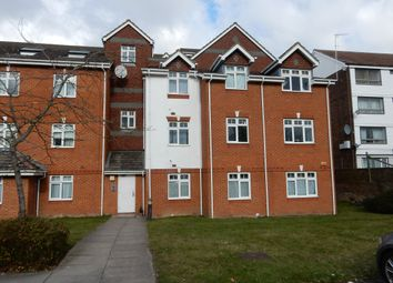 Thumbnail 2 bed flat for sale in Silchester Court, London Road, Ashford