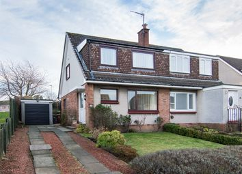Thumbnail 3 bed semi-detached house for sale in Mayburn Avenue, Loanhead