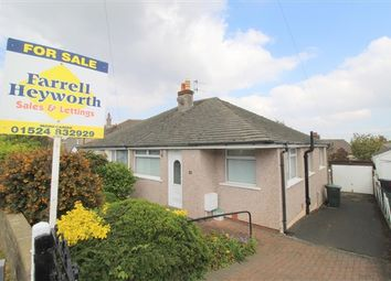 Thumbnail 2 bed bungalow for sale in Threshfield Avenue, Morecambe