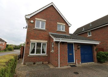 Thumbnail 3 bed detached house to rent in Brushmakers Way, Roydon, Diss