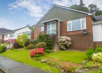 Thumbnail 3 bedroom semi-detached bungalow for sale in Smallacombe Road, Tiverton