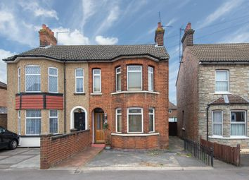 3 bed semi-detached house for sale in Houghton Road, Dunstable, Bedfordshire LU5