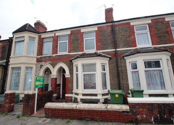 Thumbnail 3 bedroom terraced house for sale in Manor Street, Heath, Cardiff