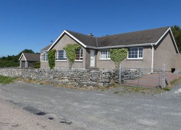 Thumbnail 3 bed detached bungalow for sale in Braetongue, Tongue