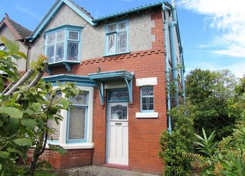 Thumbnail 3 bed property for sale in Poulton Road, Fleetwood