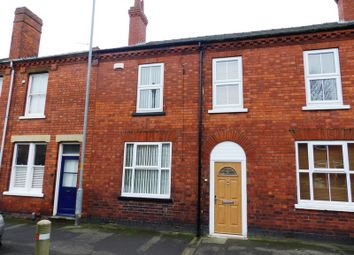 Thumbnail 3 bed terraced house for sale in Rasen Lane, Lincoln