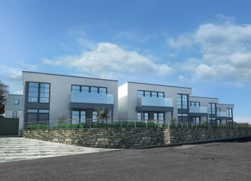 Thumbnail 4 bed detached house for sale in Holywell Bay, Newquay