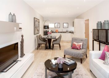 Thumbnail 3 bed flat for sale in Quebec Quarter, Quebec Way, London