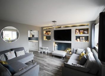 Thumbnail 4 bed detached house for sale in Tennyson Way, Thetford, Thetford, Norfolk