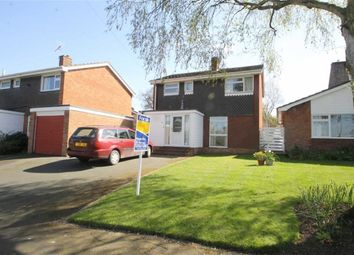 Thumbnail 3 bed detached house for sale in Brook Road, Pontesbury, Shrewsbury