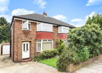 Thumbnail 3 bed semi-detached house for sale in Station Road, Chessington