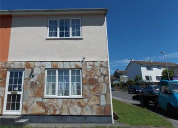 Thumbnail 2 bed semi-detached house for sale in South Park, Redruth, Cornwall