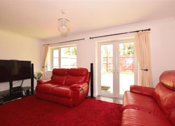 Thumbnail 3 bed link-detached house for sale in Lords Wood Lane, Lords Wood, Chatham, Kent