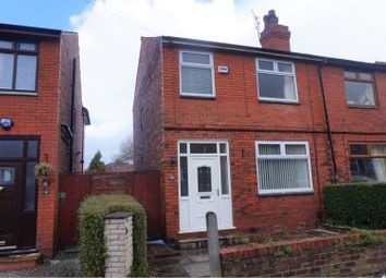Thumbnail 3 bed semi-detached house for sale in Whalley Road, Offerton