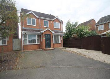 Thumbnail 3 bedroom detached house for sale in Lark Vale, Aylesbury