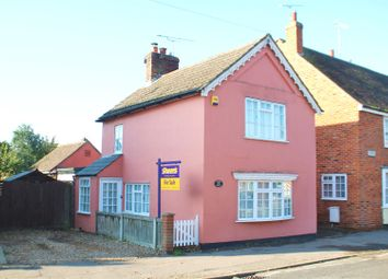 Thumbnail 3 bed cottage for sale in The Quay, Mill Street, St. Osyth, Clacton-On-Sea