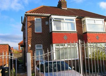 Thumbnail 2 bed semi-detached house to rent in Embleton Gardens, Fenham, Newcastle Upon Tyne, Tyne And Wear