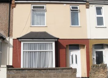 Thumbnail 5 bed terraced house to rent in Llewellyn Road, Leamington Spa
