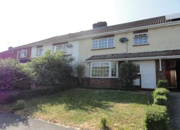 Thumbnail 3 bedroom terraced house to rent in St Johns Road, Bletchley, Milton Keynes