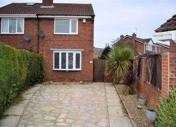 Thumbnail 2 bedroom semi-detached house to rent in Almond Close, Thorpe Willoughby, Selby