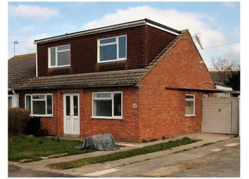 Thumbnail 3 bedroom semi-detached house for sale in Ashcott Drive, Burnham-On-Sea