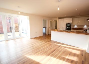 Thumbnail 5 bed detached house for sale in Kibworth Harcourt, Leicester, Leicestershire
