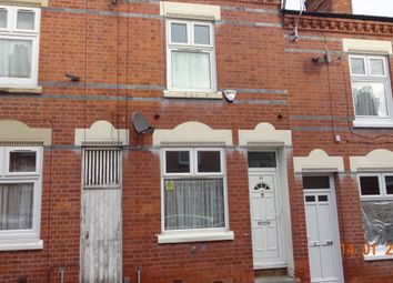 Thumbnail 3 bed terraced house for sale in Fairfield St, Highfields, Leicester