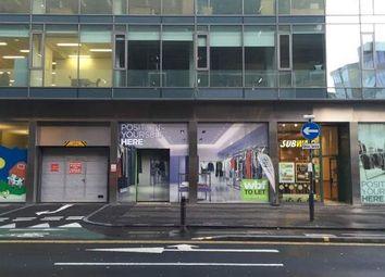 Retail premises to let in Waterloo Street, Glasgow G2