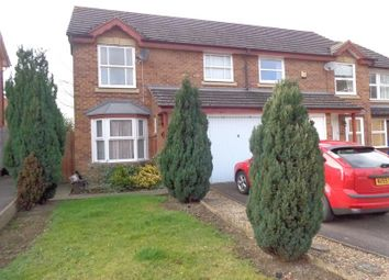 Thumbnail 3 bed semi-detached house to rent in Spinney Road, Barnwood, Gloucester