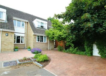 Thumbnail 3 bed semi-detached house for sale in Badger Way, Banbury