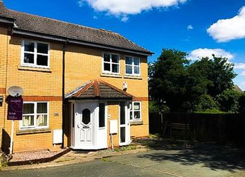 Thumbnail 2 bed flat to rent in St Giles Close, Arleston