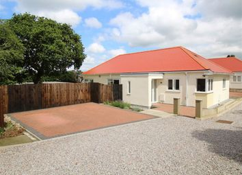 Thumbnail 3 bed detached bungalow for sale in Whitleigh Villas, Crownhill, Plymouth