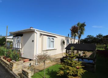 Thumbnail 1 bed mobile/park home for sale in Gwealmayowe Park, Helston