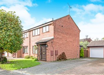Thumbnail 3 bed semi-detached house for sale in Tadburn Road, Romsey