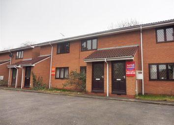 Thumbnail 1 bed maisonette to rent in All Saints Croft, Burton-On-Trent