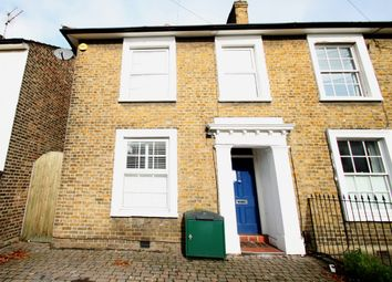 Thumbnail 3 bed semi-detached house to rent in Hawks Road, Norbiton, Kingston Upon Thames