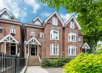 Thumbnail 5 bed semi-detached house for sale in Albany Park Road, Kingston Upon Thames