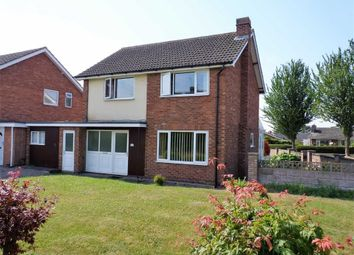 Thumbnail 3 bed link-detached house for sale in Aylesbrook Road, Hereford, Herefordshire