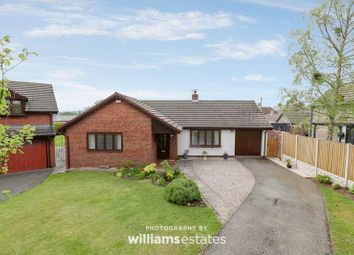 Thumbnail 3 bed detached bungalow for sale in Parc Offa, Trelawnyd, Rhyl