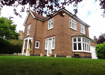 Thumbnail 4 bedroom detached house for sale in West Bank Avenue, Derby