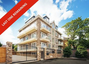 Thumbnail 3 bed flat for sale in Jasmine Court, Freshfield Drive, Southgate, London