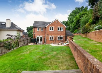 Thumbnail 4 bed detached house for sale in Marley Road, Exmouth