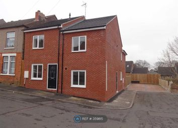 Thumbnail 2 bed semi-detached house to rent in Jennison Street, Mansfield