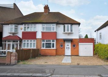 Thumbnail 3 bed semi-detached house to rent in Chinbrook Road, Grove Park, London